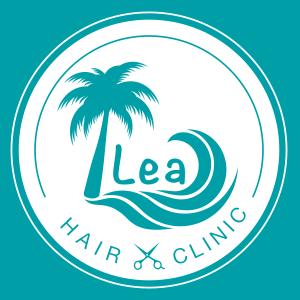 美容室Lea HAIR CLINICのロゴ